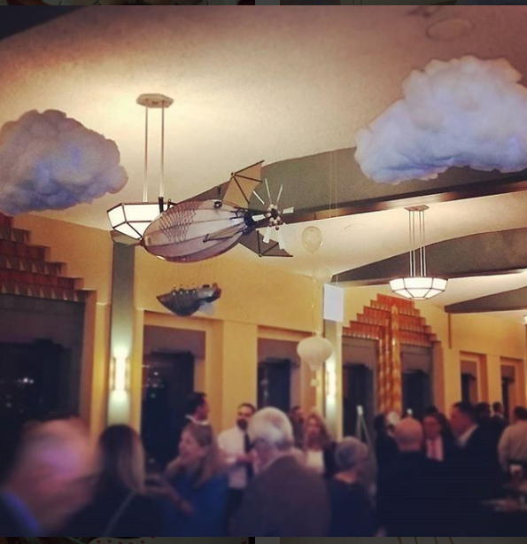 Dr.Steampunk Gallery Showing Of Steampunk Airship